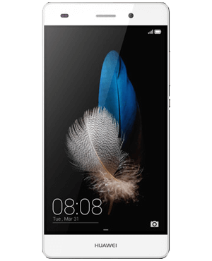 device category Huawei P8 lite