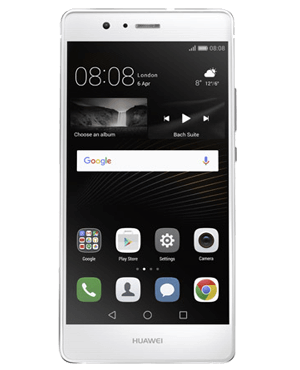 device category Huawei P9 lite
