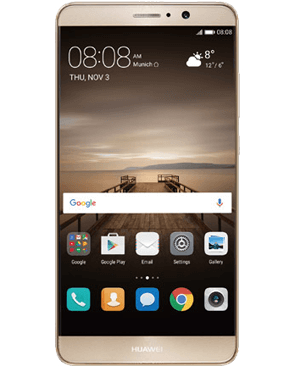 device category Huawei Mate 9