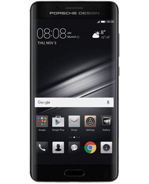 device category PORSCHE DESIGN Huawei Mate 9